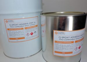 CJ EPOXY ADHESIVE