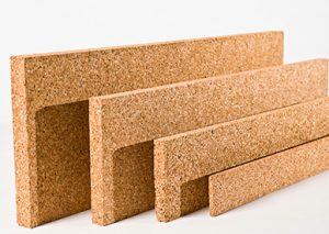 N.E.C Resin Bonded (Type II) Cork Fillerboard